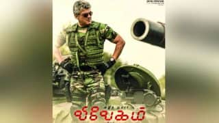 Thala Ajith's Vivegam To Release On August 24, Censor Board Passes It With U/A
