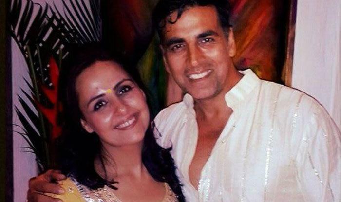 akshay kumar sister