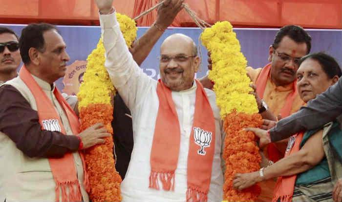 RS polls: Congress MLAs return to Gujarat from Bengaluru amid high security