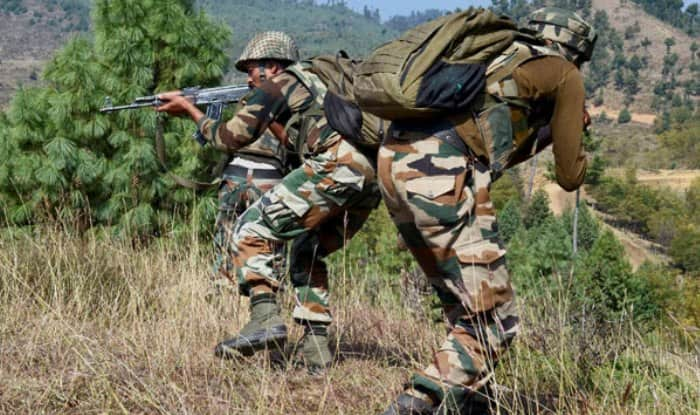 Army foils infiltration bid, kills five terrorists