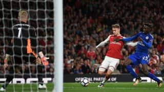 Arsenal Edge Past Leicester City 4-3 in Thrilling English Premier League Opener