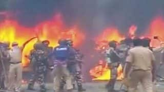 Dera Members on Rampage Post Ram Rahim's Conviction, President Kovind Appeals For Peace