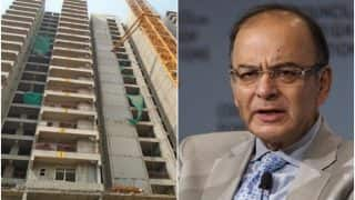 जिन्होंने बिल्डरों को पैसा दिया, उन्हें फ्लैट मिले, सरकार साथ: अरुण जेटली