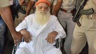 Asaram Bapu Breaks Down After Hearing Sentencing by Jodhpur Court in Rape Case