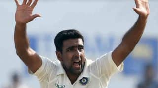 Ravichandran Ashwin Claims his Maiden County Championship Wicket, Watch Video