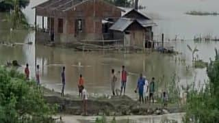 Flood Situation Worsens in Assam; 10 Dead, 22.5 Lakh Affected