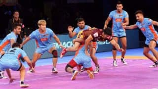 Bengal Warriors vs UP Yoddha PKL 5: Bengal Thrash UP in One-sided Contest