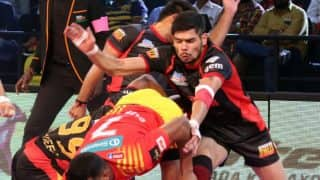 Pro Kabaddi League 2017: Bengaluru Snap 6-Match Losing Streak Against Puneri Paltan