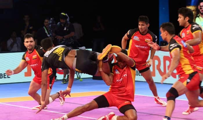 Pro Kabaddi League: UP Yoddha Defeat Bengaluru Bulls