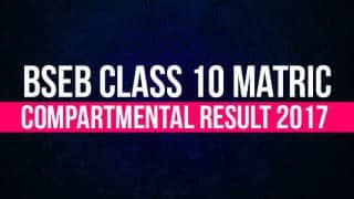 BSEB Class 10 Matric Compartment Exam Result 2017 Declared at matricresult.bsebbihar.com: Know How to Check