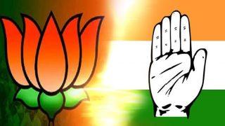 Twitter Spat Between Karnataka BJP, Congress Over Bengaluru Pothole Picture