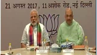BJP's National Executive Meet Today, PM Narendra Modi to Highlight His Government's Achievements