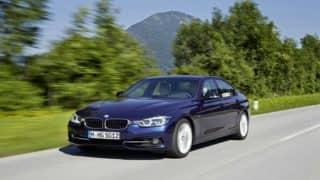 BMW 3 Series Sports Edition Introduced at 38.60 Lakhs