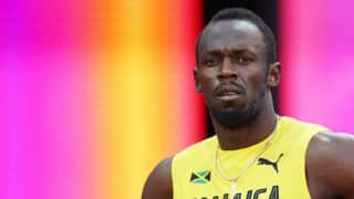 IAAF World Athletics Championships 2017: Usain Bolt Advances to Finals in His Last 100 Meters Race Despite Finishing Second