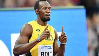 आखिरी रेस हारने के बाद उसेन बोल्ट ने कहा, 'अब भी इतिहास के सबसे महान एथलीटों में शामिल हूं'