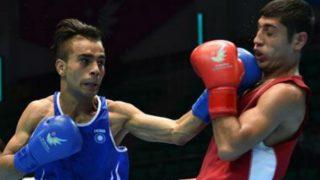Gaurav Bidhuri Assures India of 4th Ever Medal at World Boxing Championships