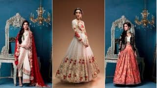 Bridal Wear Trends to Look Out For This Wedding Season to up Your Style Quotient