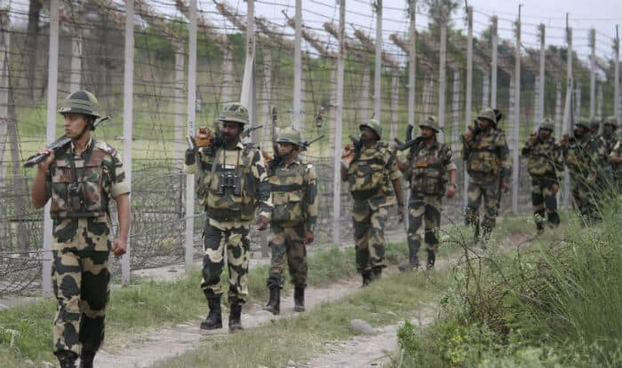 Pakistani intruders have been gunned down by BSF troops in Punjab
