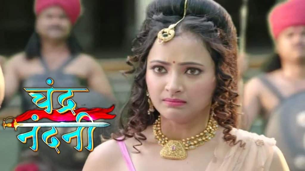Chandra Nandini 22 August 2017 Written Update Of Full Episode: Nandini Decides To Leave Magadh