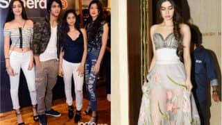 Suhana Khan, Khushi Kapoor Or Ananya Pandey, Whose Appearance Impressed You The Most At Lakme Fashion Week 2017?