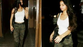 Suhana Khan's Latest Pictures Will Instantly Make You Want To Go On A Shopping Spree