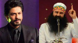 Shah Rukh Khan Overjoyed After Ram Rahim Singh Was Awarded A 20 Year- Jail Term Punishment