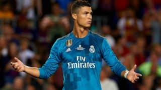 Real Madrid's Appeal Against Cristiano Ronaldo Ban Dismissed by Spain's Football Federation