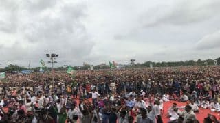 Income Tax Department Issues Notice to RJD For Expenses at Lalu Prasad's 'BJP Bhagao' Rally in Patna