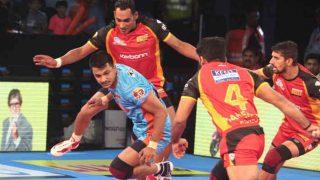 प्रो कबड्डी लीग: दबंग दिल्ली ने यू-मुंबा को दी मात, बंगाल ने बेंगलुरु को हराया