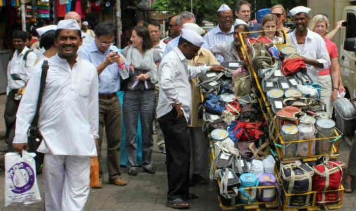 the mumbai dabbawalas