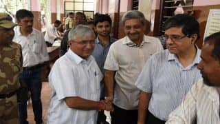 Goa By-election Results: Manohar Parrikar Wins in Panaji With Margin of Over 4000 Votes