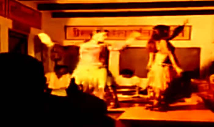 Mirzapur School Turns Into Dance Bar