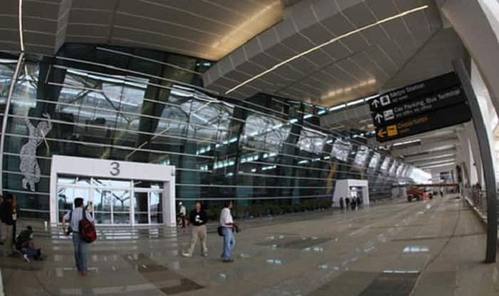 Delhi airport shut for 40 mins after drone spotted