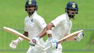 India vs Sri Lanka 1st Test Day 4 Highlights