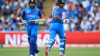ICC World Cup 2019 Warm-up: Rohit Sharma, Shikhar Dhawan Fail With The Bat During India vs New Zealand Match, Twitter Blasts India Openers For Poor Form | SEE POSTS