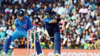 MS Dhoni Completes 99 ODI Stumpings to Equal World Record Held By Kumar Sangakkara