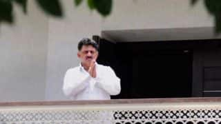Income Tax Officials Find Rs 300 Crores From Karnataka Minister DK Shivakumar's Residence: Report