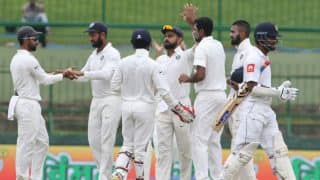 India Thump Sri Lanka in Third Test to Complete Series Whitewash
