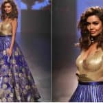 Holy smokes! Esha Gupta Looked Sexy AF in Amit Aggarwal's Unconventional Bridal Wear!