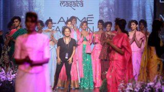 Lakme Fashion Week 2017: House of Masaba Collection Has the Perfect Vibrancy of Masaba Gupta's Fashion Sensibilities!
