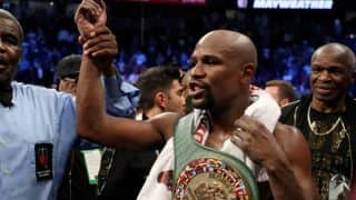 Chose `Right Dance Partner` For The Final Fight, Says Floyd Mayweather