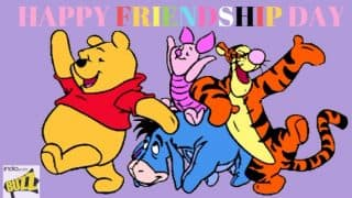 Friendship Day Wishes & Messages in Hindi: Best WhatsApp Messages, SMS, Facebook Quotes and GIFS to Wish Happy Friendship Day 2017