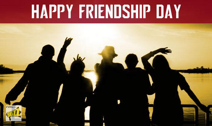 Happy Friendship Day Wishes: Best Friendship Day 2017 Messages, WhatsApp GIF,...