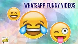 WhatsApp Funny Videos That Will Crack You Up: Watch Hilarious Clips of Epic Fails & Pranks to Send to Family & Friends