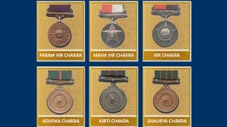 Government Launches Website to Honour Gallantry Award Winners