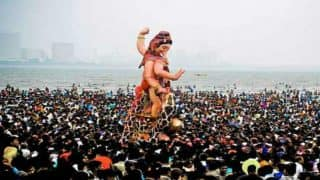 Ganpati Visarjan 2017 Mumbai: Special Local Trains And Traffic Advisory to Avoid Jams and Delays During Ganesh Immersion
