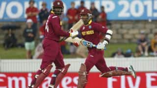 Chris Gayle, Marlon Samuels Included in Windies ODI Squad for England