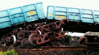रेल हादसों का गुरुवारः महाराष्ट्र के खंडाला में मालगाड़ी के 6 डिब्बे बेपटरी, दिन की तीसरी दुर्घटना