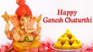 Ganesh Chaturthi 2017 Wishes: President Ram Nath Kovind, PM Narendra Modi And Bollywood Celebrities Greet The Nation