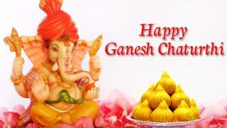 Ganesh Chaturthi 2017 Wishes: President Ram Nath Kovind, PM Narendra Modi And Bollywood Celebrities Greet The Nation